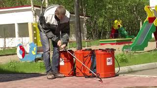 видео Огнезащитная обработка деревянных конструкций