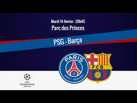 psg barça 4-0 resumé bein sport