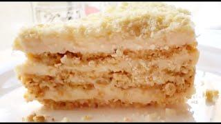Торт без выпечки за 10 мин!!! Вкус Мороженого!