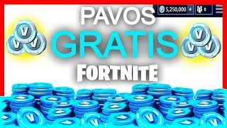 Comment obtenir GRATUITEMENT PAVOS ⭐' Fortnite Battle Royale'🥇 PC, PS4, Nintendo Switch, Xbox One...