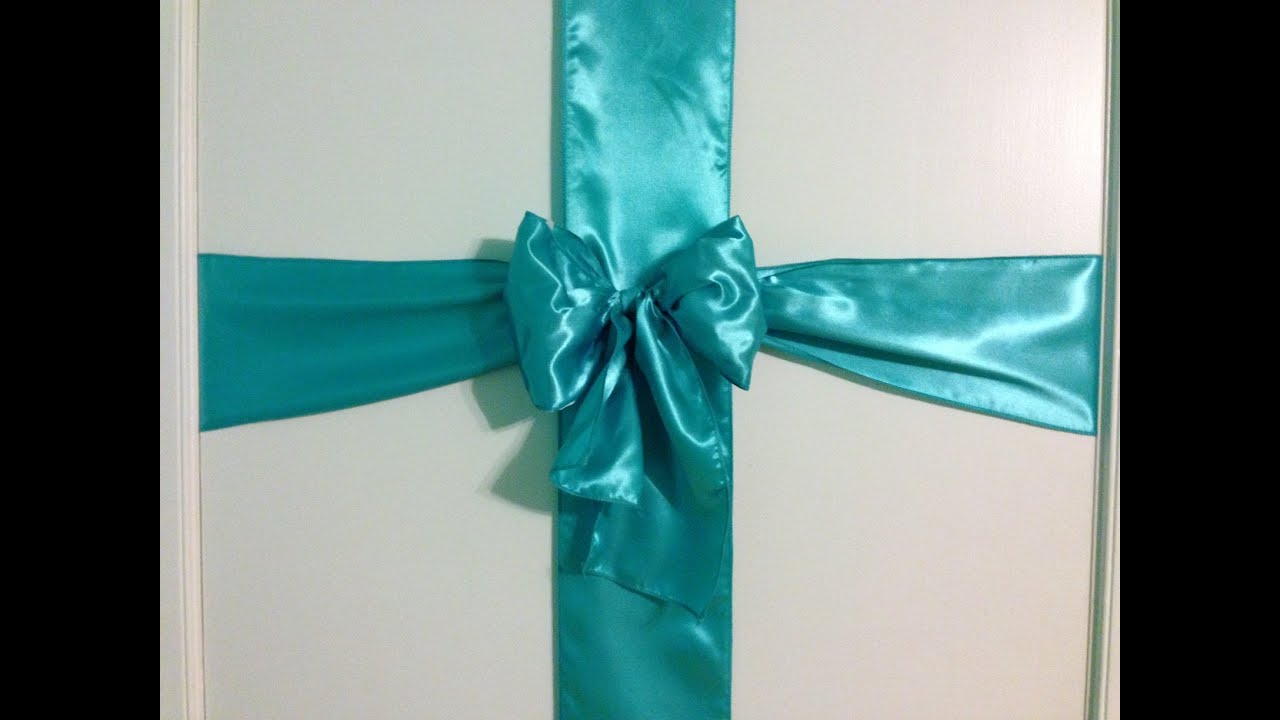 Tiffany and Co inspired room decoration - YouTube