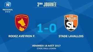 Rodez vs Stade Lavallois full match