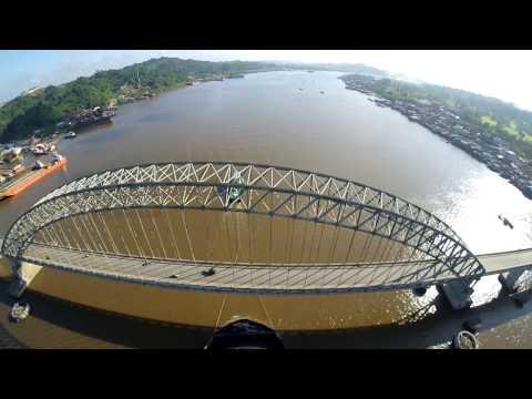 Pesona Samarinda by Drone