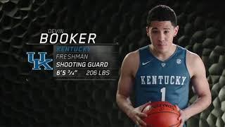 Suns Draft Devin Booker