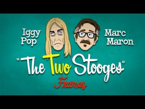 FRAMES - Marc Maron in The Two Stooges