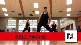Bellyache (remix) - Billie Eilish || Original Dance Fitness Choreo