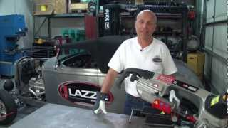 Metal Shaping With Lazze: Lazze's Preferred Band Saw