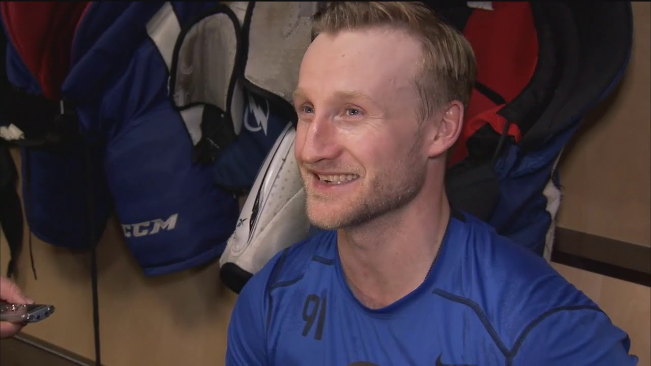 Tampa Bay Lightning's Steven Stamkos not expected for Game 1 of ...