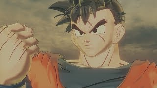 Dragon Ball Xenoverse 2 - Unknown History - Future Gohan
