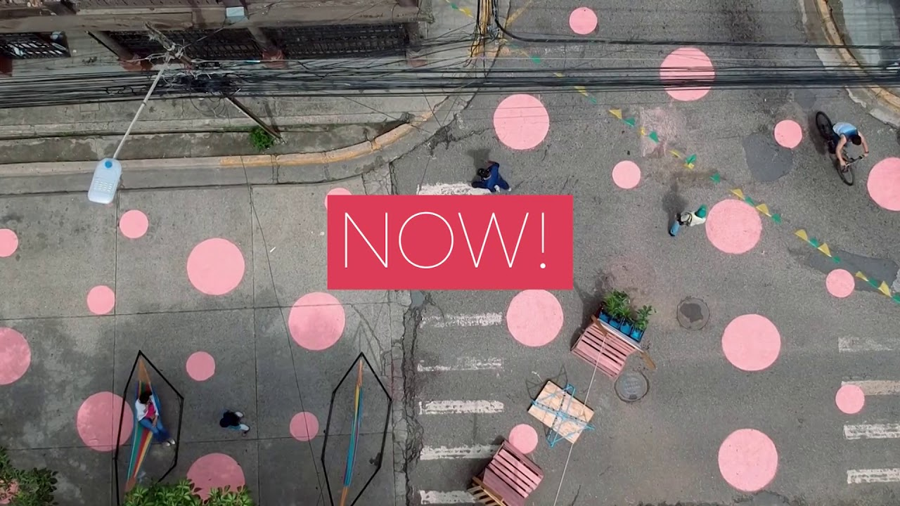 """""""Tactical Urbanism NOW!""""  