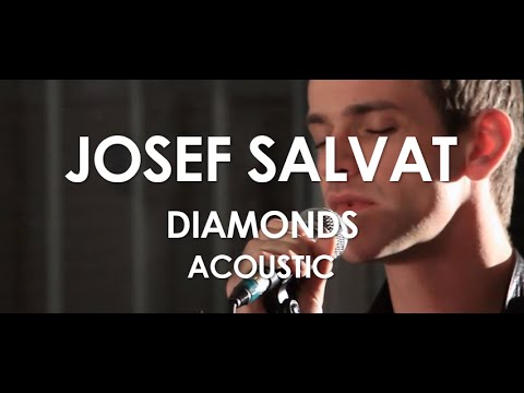 Josef Salvat - Diamonds (Rihanna cover) - Acoustic [ Live in Paris ]