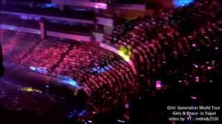 "130721 SNSD 少女時代演唱會""Girls & Peace"" [Love & Girls 全場一起HIGH]"