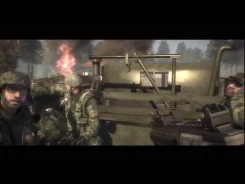 Battlefield: Bad Company HD Walkthrough - Part 1