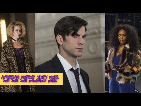 American Horror Story Season 5 Episode 01 02 03 5x01 5x02 5x03 Promotional Photos HD