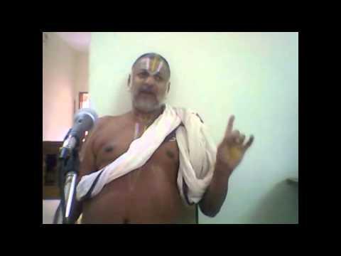 Vedanthadeepam Intro By Mannargudi Swamy