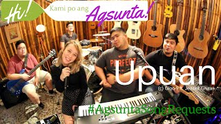 Upuan | (c) Gloc-9 ft. Jeazell Grutas | #AgsuntaSongRequests ft. Reese Lansangan