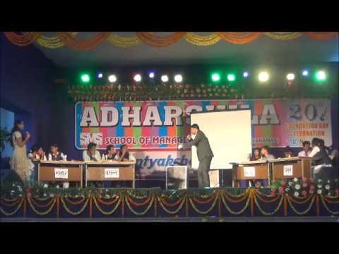 20th Foundation Day-ADHARSHILA-2014 -  Antakshari