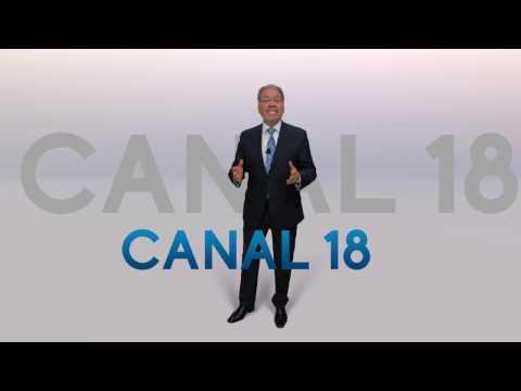 ¡Telefuturo digital en aire, por el canal 18 nos ves en HD!
