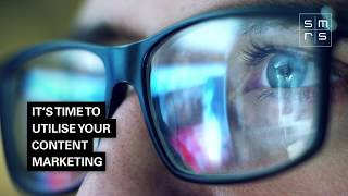 SMRS: It's time to utilise your content marketing
