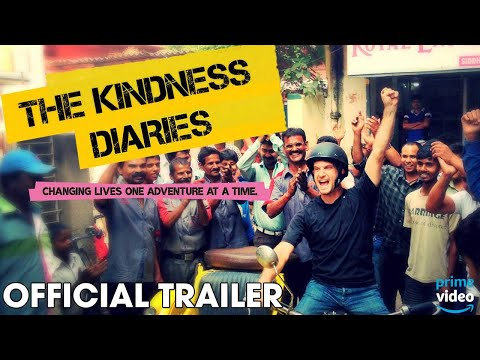 The Kindness Diaries: Now Streaming on Netflix