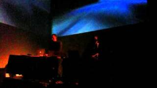 Rafael Anton Irisarri And Lawrence English LIVE 2010