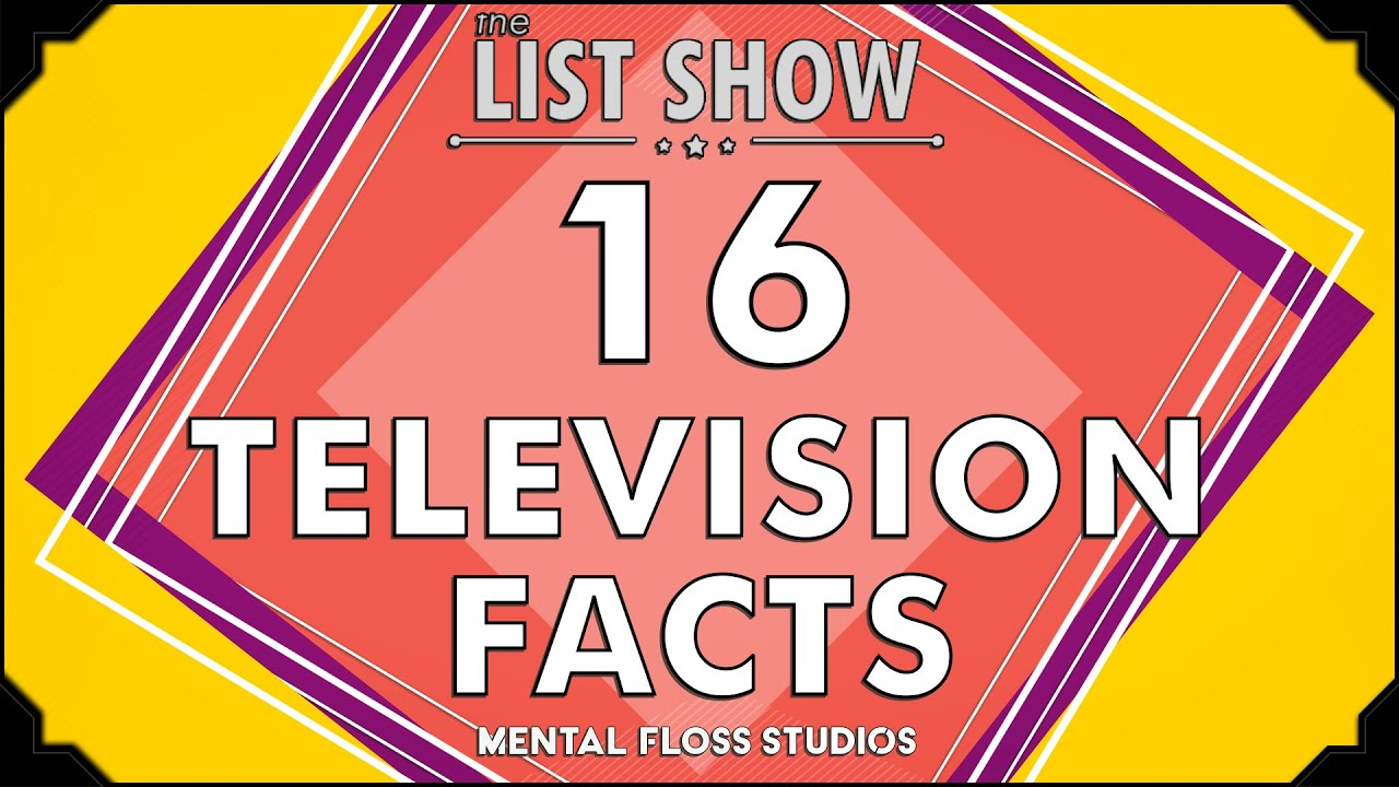 16 Curious Facts About Television