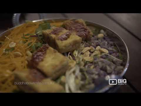 Buddha Bowl a Cafe in Newtown NSW offering healthy tasty Vegan Food
