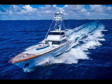 Comanche - 1985 Feadship 87' Custom Yacht Fish - Hull 630