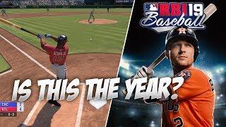 5 Things RBI Baseball 19 MUST Do This Year (ft. Alex Bregman)