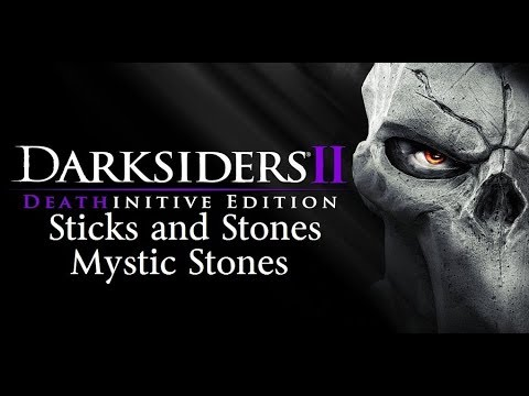 The Sticks and Stones Side Quest - Mystic Stone Locations