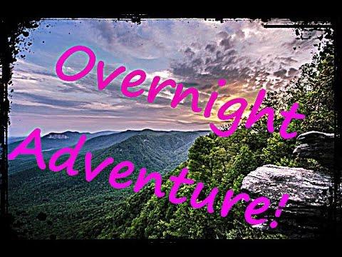 Caesars Head State Park Hiking Overnight Adventure!
