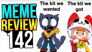 WHERE is New Brawler KIT?!? Brawl Stars Meme Review #142