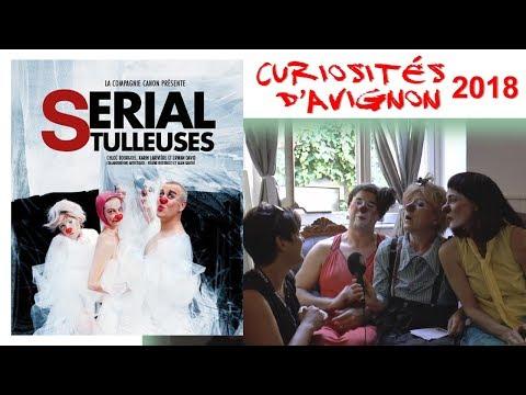 Curiosités d'Avignon   Serial tulleuses