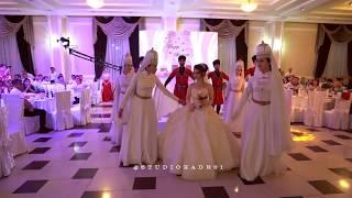 Свадьба  Адыгэ джэгу  Анзора и Мадины | Вывод невесты | Майкоп 2018