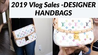 VLOG SALE 2019 - 20 items! VALENTINO, LV, GUCCI, GIVENCHY