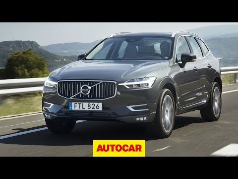 Volvo XC60 review | First drive of the new 2017 Volvo XC60 D5 SUV | Autocar
