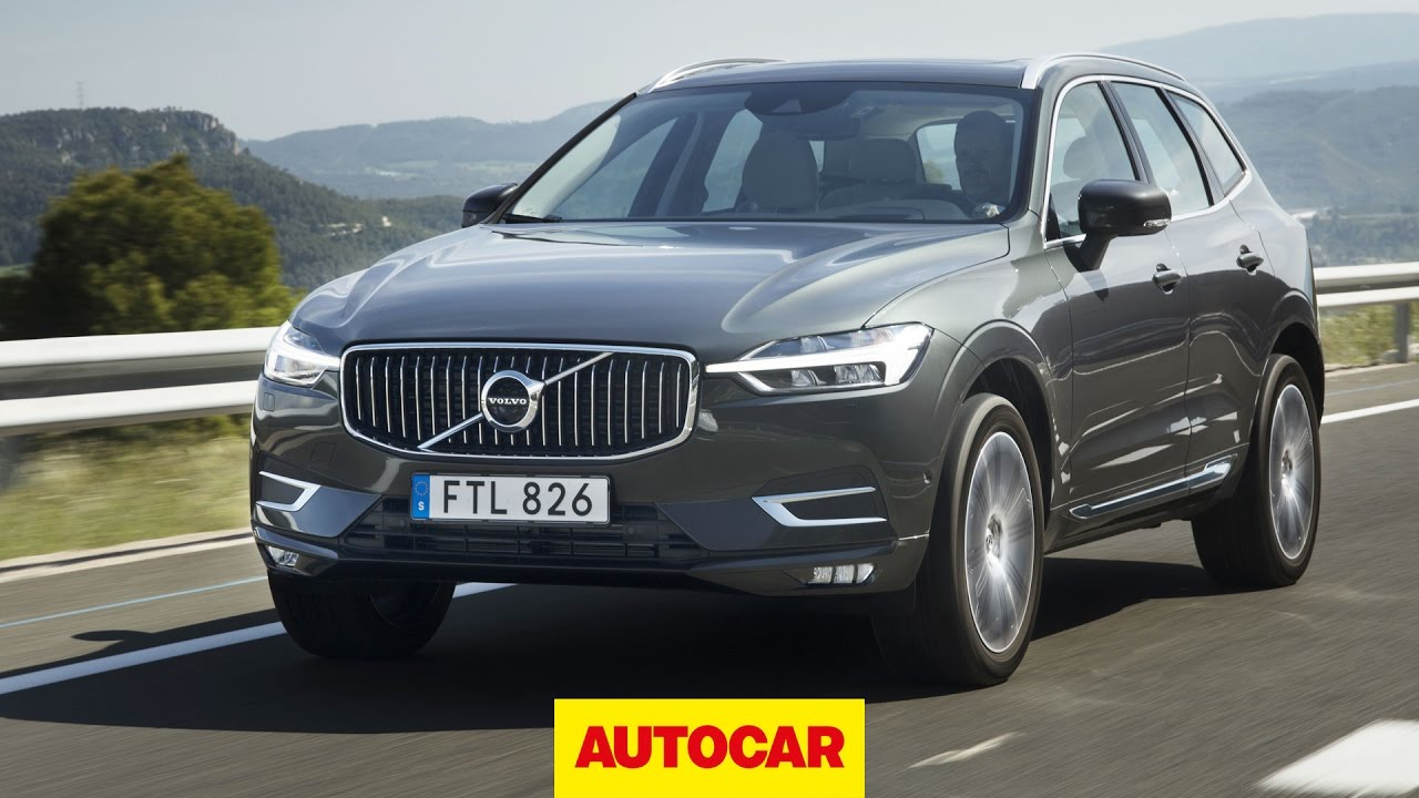 Volvo Xc60 Review First Drive Of The New 2017 D5 Suv Autocar