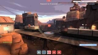 04-07-2011 TF2 badlands gameplay pt1
