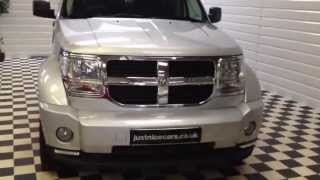 2009 (59) Dodge Nitro 2.8 CRD SXT 4X4 (Sorry Now Sold)