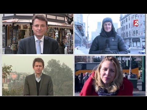 C'est un monde - La presse écrite - 2016/01/09