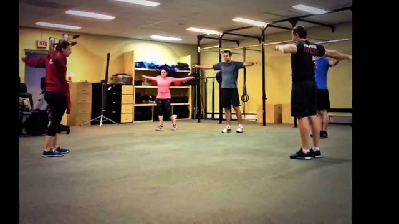Action CrossFit in Calgary - Small Gym, HUGE Heart.