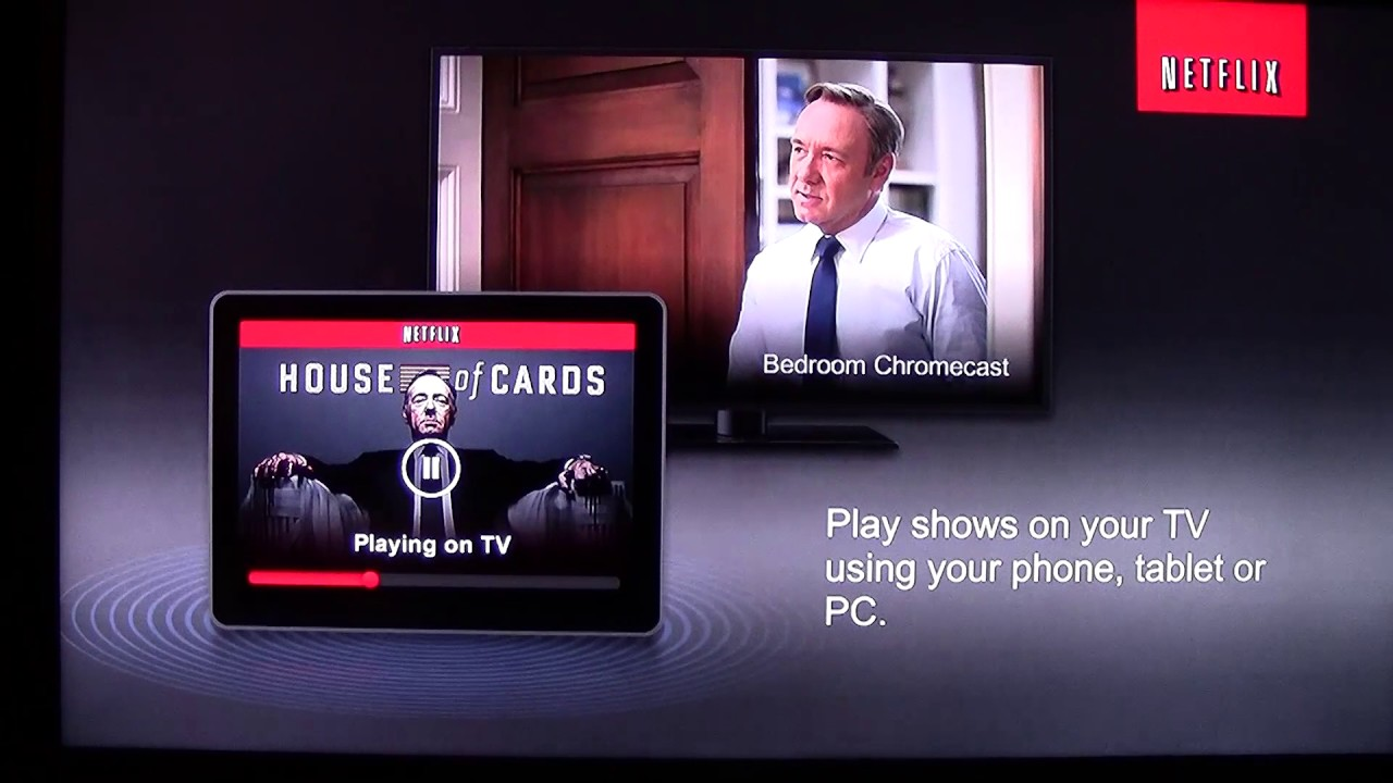 chromecast ipad