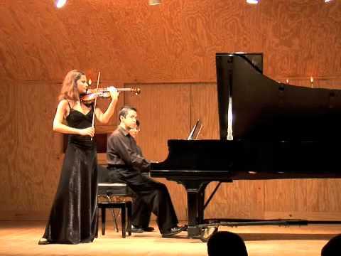 Szymanowski Violin Concerto No 1 Op 35 Continued part 2