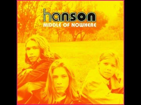 Hanson MMMBOP liryks en VO et VF