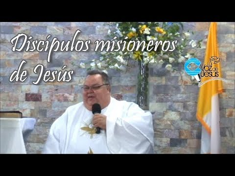 Discípulos misioneros de Jesús