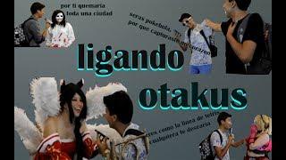 PIROPOS para OTAKUS | ligando en la Expo Anime
