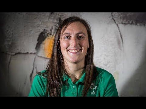 Irish Rugby TV: Hannah Tyrrell Previews Ireland Women's ...