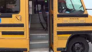 Northwest Bus Sales - 1994 Blue Bird Mini Bus Wheelchair School Bus For Sale - B25742