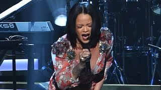 Rihanna's Reported Grammy Meltdown?! & Details On Her Missed Performance