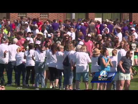 Hundreds gather for Upstate Special Olympics